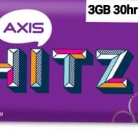 Perdana Axis Data 3GB