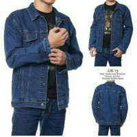JAKET JEANS LEVIS PRIA BEST SELLER !!! - Jaket Jeans, M