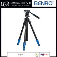 ( camera Goods ) Benro SLIM Video Tripod Kit
