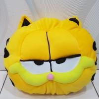 bantal boneka kucing garfield