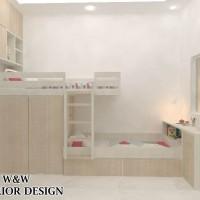 Jasa Desain Design Interior Kamar Anak Lokasi Jakarta dan Tangerang