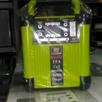 charger accu 6 volt,12 volt samoai 24 v 3 in 1 DIGITAL murah