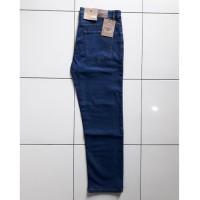 Celana Panjang Jeans Stretch Hurider Pria/Wanita