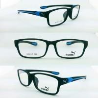Kacamata Anti Radiasi anti uv sporty lensa normal minus silinder plus