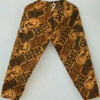 Celana Batik Anak Celana Betawi Anak Celana Boim Anak