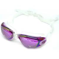 Grilong Kacamata Renang dengan Penutup Telinga - A380 - Purple