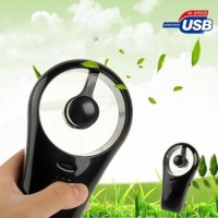 Kipas Angin Tangan Super Silent Power USB / Baterai AA Termurah