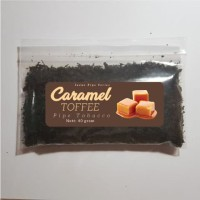 Javan Pipe Caramel Toffee (Bulk 40 g) Tembakau Pipa Cangklong Tobacco