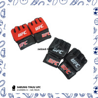 SARUNG TANGAN TINJU MMA / BODY COMBAT / TAEKWONDO / MUAY THAI UFC