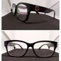 Kacamata Paket Free Lensa Minus - Kacamata Elegan Gucci Wanita Premium