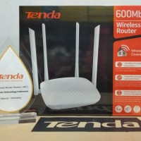 TENDA F9 600Mbps Wireless N Router Whole-Home Coverage