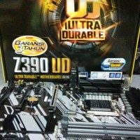 GIGABYTE Z390 UD INTEL LGA 1151 (300 Series) ATX Intel Motherboard