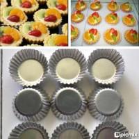promo asik Cetakan Pie Susu / Egg Tart / Pai Buah (ukuran B = 7 cm)