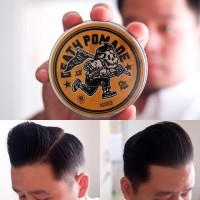 DEATH CLAY POMADE WATERBASED