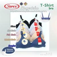 Bra Super Nyaman T Shirt Fashion Terbaru Sorex 34135