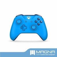 New Xbox One Wireless Controller - Blue