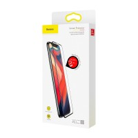 BASEUS SCREEN PROTECTOR FOR IPHONE XR 6.1 INCH PREMIUM TEMPERED GLASS