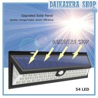Lampu Taman Tenaga Surya / Solar Cell / 54 LED 2835 Waterproof