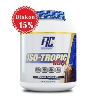 Ronnie Coleman Iso Tropic Max 3.2 lb (German Chocolate) I Fitness