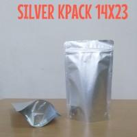 pouch silver 500z