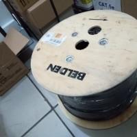Kabel TV Antena CCTV Belden Coaxial RG6 per Roll