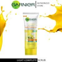 Garnier Light Complete White Speed Brightening Scrub - 100ml