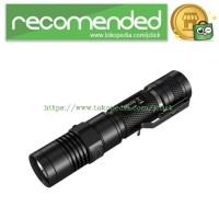 premium NITECORE MH10 Senter LED CREE XM L2 U2 1000 Lumens Black