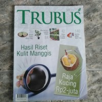 Majalah TRUBUS # 506