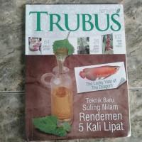 Majalah TRUBUS # 507