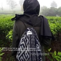 Tas Ransel Serut Etnik Asli Tenun Lombok Part 1