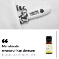 Essenzo Lemon Essential oil (Demam) 20ml