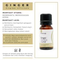 Essenzo Ginger Essential oil (Asma) 20ml