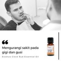 Essenzo Clove bud Essential oil (sakit gigi/bau mulut) 20ml