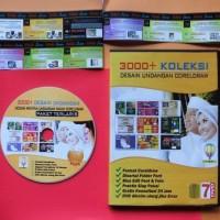 PROMO Paket DVD Undangan Nikah 3000+ & Aneka Desain Campuran
