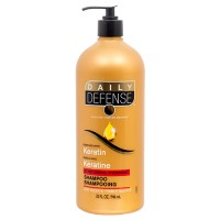 Daily Defense Shampoo Keratin 946 ml