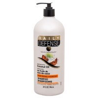 Daily Defense Shampoo Coconut Oil 946 ml