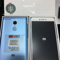 Xiaomi Redmi Note 4x 4/64 Blue Snapdragon - Hitam