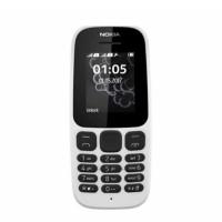 Nokia 105 2017 Hanphone - White