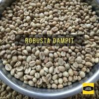 Kopi Dampit 1Kg Grade Super - Asalan - Robusta java - Green Bean