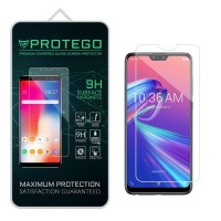 Protego Asus Zenfone Max Pro (M2) Tempered Glass Screen Protector