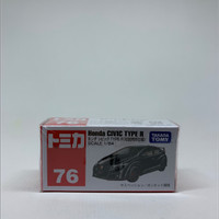 Tomica 76 Honda Civic Type R Special Color Black