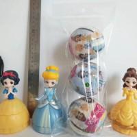bola princess isi 3 surprise egg ball - Cinderella