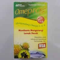 Omepros isi 60 ( omega 3,6,9 )
