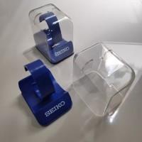 Kotak / Box / Case / Display Jam Tangan cap Seiko