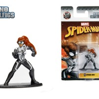 Jada Nano Metalfigs Marvel Spiderman Spidergirl (MV33)