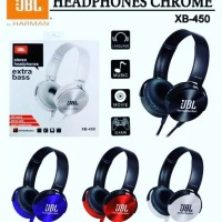 HEADPHONE JBL XB-450 EXTRA BASS