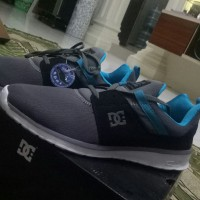 Sepatu DC shoes Heathrow Original BNIB (BrandNewInBox)