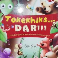 Buku Anak Full Color Tokekhiks Dar dan Cerita Binatang Lainnya New