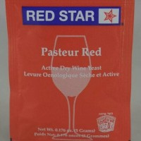 RS Pastuer Red Wine yeast 5 gram