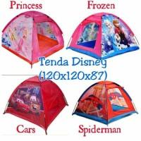 TD01 Tenda Anak Karakter - Tenda Bermain Anak - Rumah Mainan